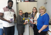 Our Pastette 40th Anniversary Winners – Harefield Hospital